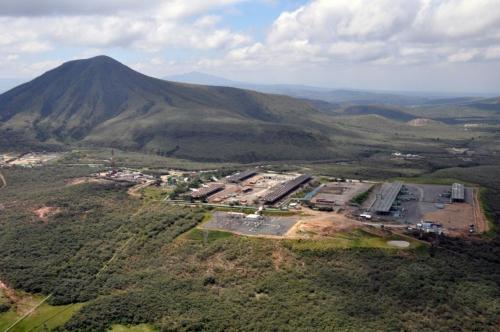 Ormat 36-MW Phase 2 of Olkaria lll in Kenya