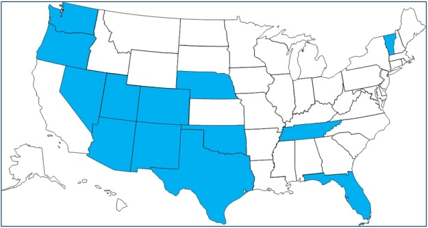 Thirteen U.S. States Enacted Legislation Affecting Geo in 2013