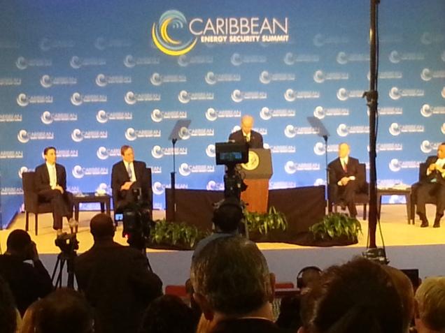 Biden-Caribbeanmtg-Jan2015
