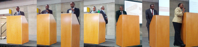 2014 event presentations of visiting East African geothermal delegates